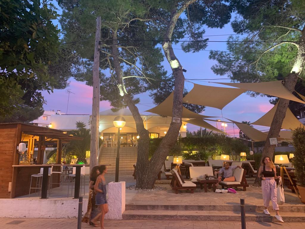 Cocktail Bar+ Restaurant + Annex Disco+ Hotel Project IBIZA Spain