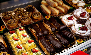 Pastry Factory Production salty pies  and wide variety of sweet pastries-Murcia Spain