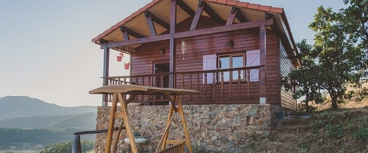 Vacational Lodges on 100.000m2 natural land– Cáceres -Extremadura