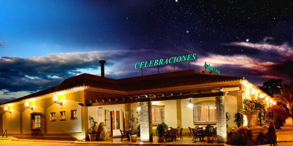 LUXURIOUS RESTAURANT AND VENUE FOR EVENTS & CELEBRATIONS – Province Cádiz